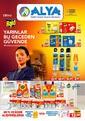 Alya Market 07 - 24 Temmuz 2019 Kampanya Broşürü! Sayfa 1