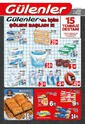 Gülenler Mağazaları 05 - 31 Temmuz 2019 Kampanya Broşürü! Sayfa 1