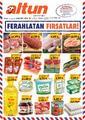 Altun Market 25 - 31 Temmuz 2019 Kampanya Broşürü! Sayfa 1