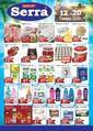 Serra Market 12 - 20 Temmuz 2019 Kampanya Broşürü! Sayfa 1