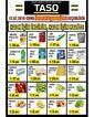 Taso Market 12 Temmuz 2019 İpekyolu Mağazası Halk Günü Broşürü! Sayfa 1