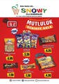 Snowy Market 01 - 31 Temmuz 2019 Eti Ürünleri Kampanya Broşürü! Sayfa 1 Önizlemesi