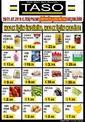 Taso Market 20 - 21 Temmuz 2019 Şirinköy Mağazasına Özel Kampanya Broşürü! Sayfa 1
