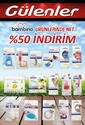 Gülenler Mağazaları 23 - 29 Temmuz 2019 Bankalar ve Çalılıöz Mağazalarına Özel Bambino Fırsatları Sayfa 1
