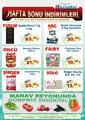 Akranlar Süpermarket 05 - 07 Temmuz 2019 Hafta Sonu Kampanya Broşürü! Sayfa 1