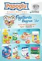 Papoğlu Market 02 - 12 Ağustos 2019 Kampanya Broşürü! Sayfa 1