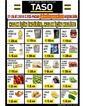 Taso Market 27 - 28 Temmuz 2019 Şirinköy Mağazasına Özel Kampanya Broşürü! Sayfa 1