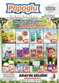 Papoğlu Market 04 - 15 Temmuz 2019 Kampanya Broşürü! Sayfa 1