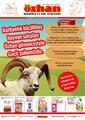 Özhan Marketler Zinciri 05 - 18 Ağustos 2019 Kampanya Broşürü! Sayfa 1 Önizlemesi