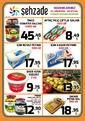 Şehzade Market 21 Ağustos - 03 Eylül 2019 Kampanya Broşürü! Sayfa 1