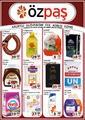Özpaş Market 26 Ağustos - 06 Eylül 2019 Kampanya Broşürü! Sayfa 1