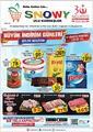 Snowy Market 29 Ağustos - 03 Eylül 2019 Kampanya Broşürü! Sayfa 1