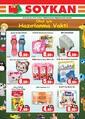 Soykan Market 23 - 29 Ağustos 2019 Kampanya Broşürü! Sayfa 1