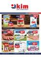 Kim Market Ege Bölgesi Özel 20 - 29 Ağustos 2019 Kampanya Broşürü! Sayfa 1