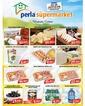 Perla Süpermarket 23 - 25 Ağustos 2019 Kampanya Broşürü! Sayfa 1