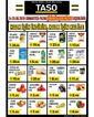 Taso Market 24 - 25 Ağustos 2019 Şirinköy Mağazasına Özel Kampanya Broşürü! Sayfa 1 Önizlemesi