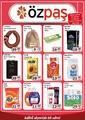 Özpaş Market 01 - 15 Ağustos 2019 Kampanya Broşürü! Sayfa 1