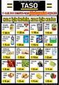 Taso Market 17 - 18 Ağustos 2019 Kampanya Broşürü! Sayfa 1