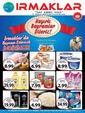 Irmaklar Market 05 - 09 Ağustos 2019 Kampanya Broşürü! Sayfa 1