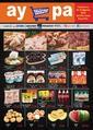 Aypa Market 22 - 25 Ağustos 2019 Kampanya Broşürü! Sayfa 1 Önizlemesi