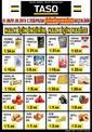 Taso Market 31 Ağustos - 01 Eylül 2019 Şirinköy Mağazası Özel Kampanya Broşürü! Sayfa 1 Önizlemesi