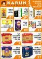 Karun Gross Market 19 Ağustos - 15 Eylül 2019 Kampanya Broşürü! Sayfa 3 Önizlemesi