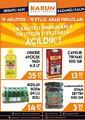Karun Gross Market 19 Ağustos - 15 Eylül 2019 Kampanya Broşürü! Sayfa 2 Önizlemesi