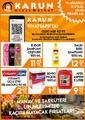 Karun Gross Market 19 Ağustos - 15 Eylül 2019 Kampanya Broşürü! Sayfa 6 Önizlemesi