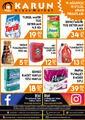 Karun Gross Market 19 Ağustos - 15 Eylül 2019 Kampanya Broşürü! Sayfa 8 Önizlemesi