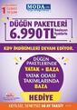 Modalife Mobilya 01 - 31 Ağustos 2019 Kampanya Broşürü! Sayfa 1