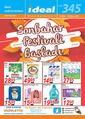 İdeal Hipermarket 01 - 08 Ekim 2019 Kampanya Broşürü! Sayfa 1