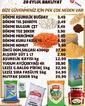 Emirgan Market 20 Eylül 2019 Fırsat Ürünleri Sayfa 1