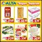 Alya Market 08 - 14 Eylül 2019 Kampanya Broşürü! Sayfa 1