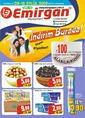 Emirgan Market 09 - 15 Eylül 2019 Kampanya Broşürü! Sayfa 1