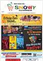 Snowy Market 05 - 17 Eylül 2019 Kampanya Broşürü! Sayfa 1