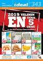 İdeal Hipermarket 13 - 17 Eylül 2019 Kampanya Broşürü! Sayfa 1