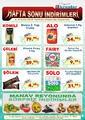 Akranlar Süpermarket 06 - 08 Eylül 2019 Hafta Sonu Kampanya Broşürü! Sayfa 1
