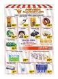 Mevsim Marketler Zinciri 09 - 12 Eylül 2019 Kampanya Broşürü! Sayfa 1