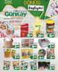 Günkay Market 06 - 12 Eylül 2019 Kampanya Broşürü! Sayfa 1 Önizlemesi