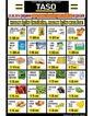 Taso Market 25 Eylül 2019 Kampanya Broşürü! Sayfa 1