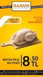 Karun Gross Market 13 - 15 Eylül 2019 Tavuk Kampanyası Sayfa 2 Önizlemesi