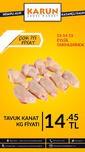 Karun Gross Market 13 - 15 Eylül 2019 Tavuk Kampanyası Sayfa 3 Önizlemesi