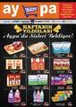Aypa Market 12 - 18 Eylül 2019 Kampanya Broşürü! Sayfa 1 Önizlemesi