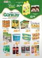 Günkay Market 20 - 23 Eylül 2019 Kampanya Broşürü! Sayfa 1 Önizlemesi