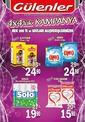 Gülenler Mağazaları 11 - 30 Eylül 2019 4x4 Fırsat Broşürü! Sayfa 1