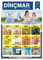 Dinçmar Market 04 - 22 Eylül 2019 Kampanya Broşürü! Sayfa 1