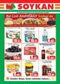 Soykan Market 06 - 12 Eylül 2019 Kampanya Broşürü! Sayfa 1