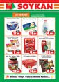 Soykan Market 20 - 26 Eylül 2019 Kampanya Broşürü! Sayfa 1