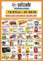 Şehzade Market 18 Eylül - 01 Ekim 2019 Kampanya Broşürü! Sayfa 2