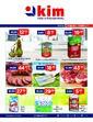 Kim Market Marmara Bölgesi Özel 30 Ağustos - 10 Eylül 2019 Kampanya Broşürü! Sayfa 1